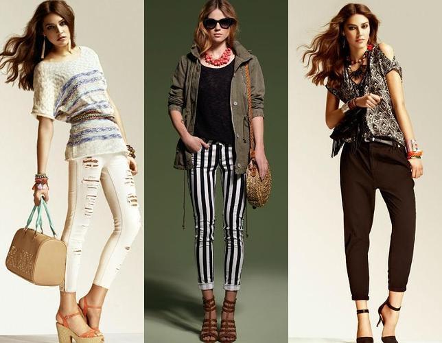 Los accesorios de moda que distraen