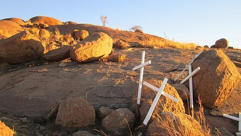 Abandonados en Marikana un año después de la masacre minera