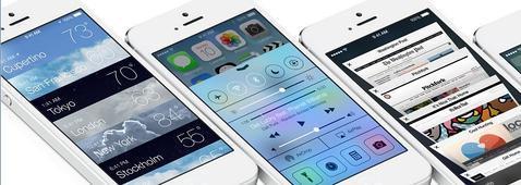 Apple ha lanzado la versión beta 6 del iOS 7