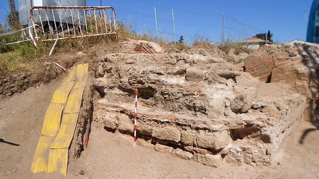 Las obras sacan a la luz un tesoro arqueológico en Talamanca del Jarama