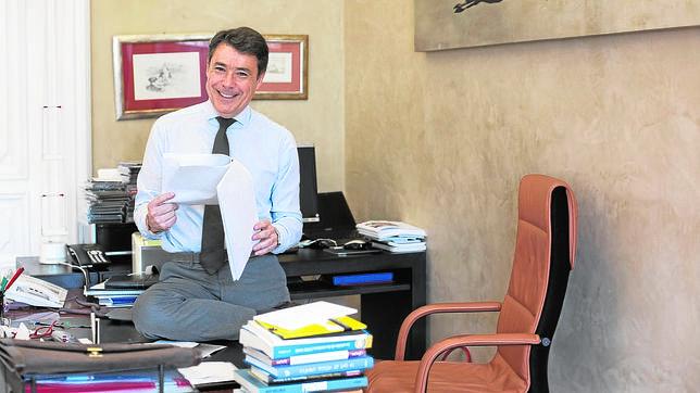Ignacio González: «Con el reparto del déficit se ha beneficiado a los incumplidores»