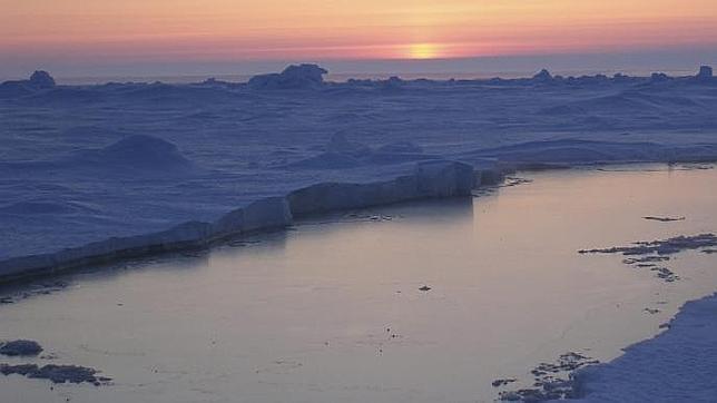 El deshielo del Ártico abre una nueva ruta entre Oriente y Occidente