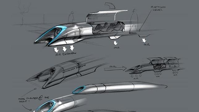Elon Musk se equivocó, el Hyperloop costará 100.000 millones de dólares