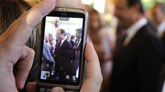 Los «smartphones» se comen el mercado fotográfico