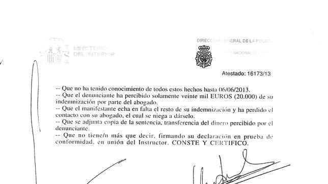 Denuncian al exabogado del Defensor del Paciente por quedarse 150.000 euros