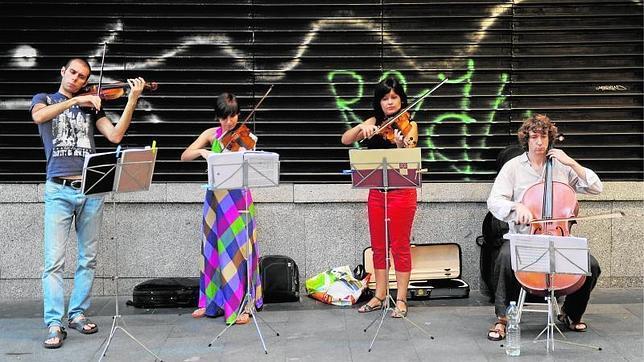 Los músicos ambulantes tendrán que pasar una audición para poder tocar