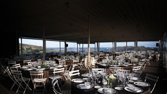 Diez restaurantes con vistas al mar