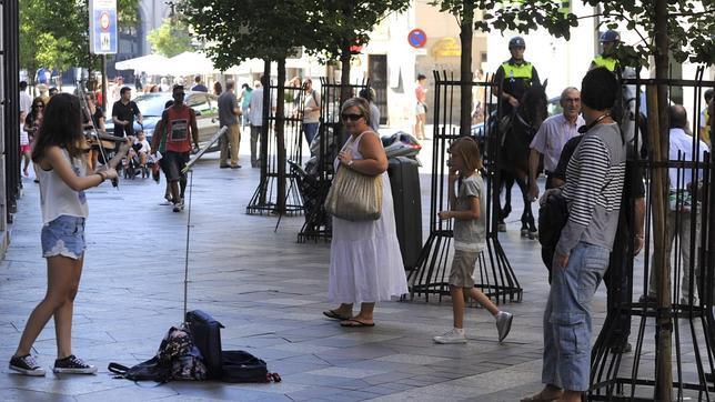 Así es la legislación de los músicos callejeros en otras ciudades