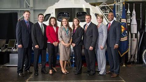 La paridad llega a la nueva hornada de astronautas de la NASA