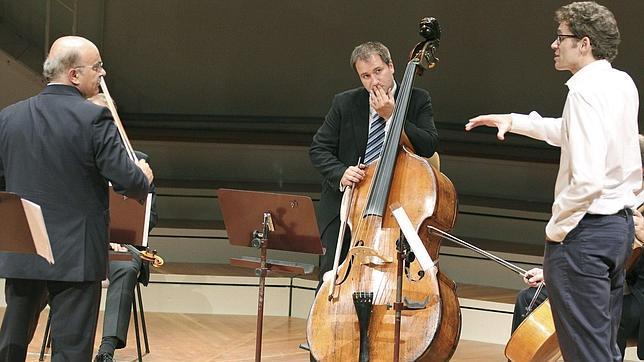 El tango irrumpe en la Filarmónica de Berlín de la mano de un español