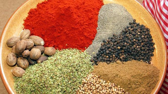 Las especias ya se utilizaban en la cocina europea de la Prehistoria