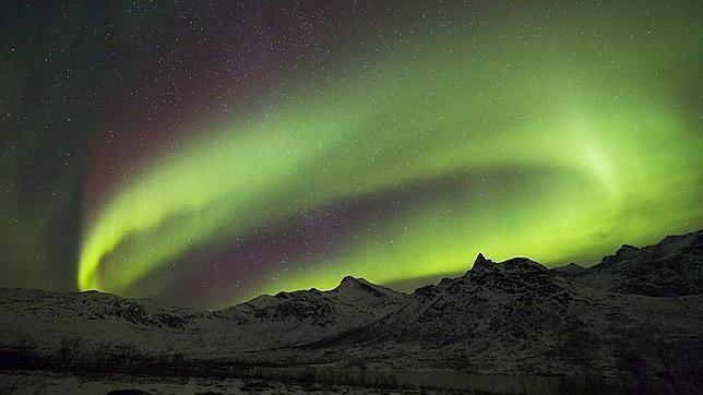 Las auroras boreales de Groenlandia, desde el sofá de tu casa