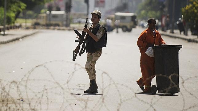 Los líderes islamistas se enfrentan a la pena de muerte en Egipto