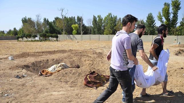 La Casa Blanca tiene pocas dudas de que el Gobierno sirio usó armas químicas