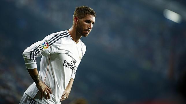 Sergio Ramos vuelve a incendiar Twitter