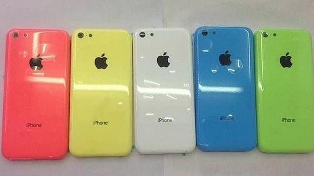iPhone 5C, una esperanza «low cost» para América Latina y China