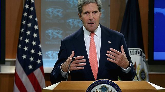 Kerry califica de «innegable» el ataque químico en Siria y reprocha al régimen la destrucción de pruebas