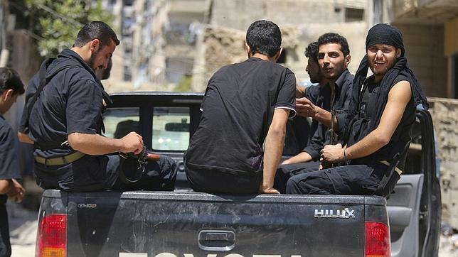 Los cristianos sirios piden ayuda al ejército frente a los islamistas