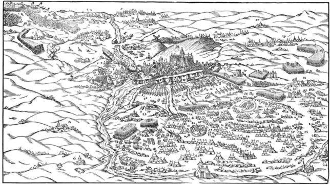 El día que cayó San Quintín y Felipe II se ganó el apodo de Rey Prudente