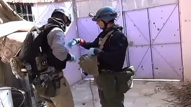 ¿Llega tarde la ONU a Siria en busca de armas químicas?