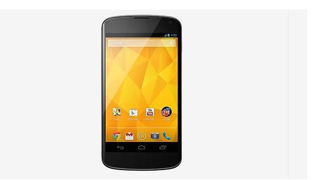Google rebaja 100 euros el Nexus 4 para asestar un golpe a Apple