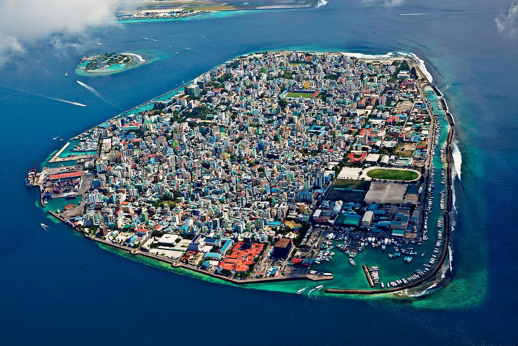 La impresionante ciudad real que parece diseñada por ordenador