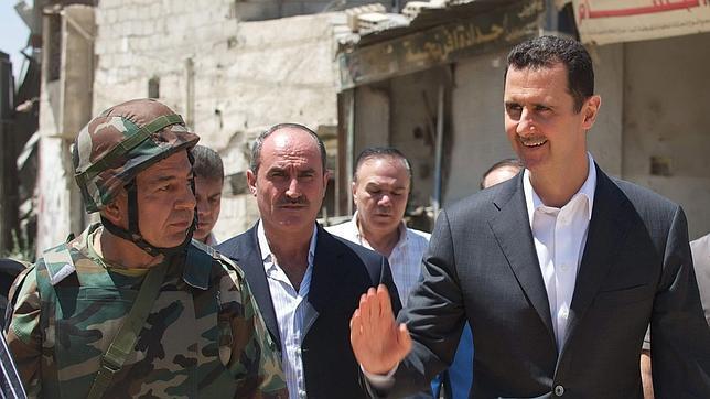 Comienza la operación contra Assad, según «Le Figaro»