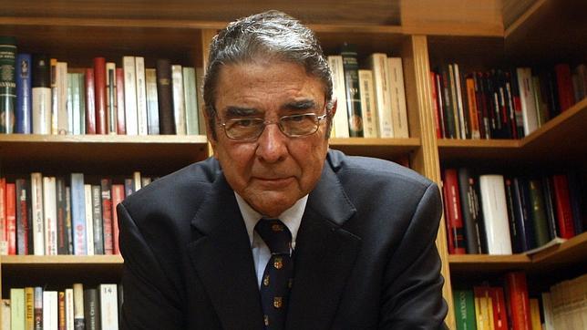 Manuel Martín Ferrand en una imagen reciente (Jaime García)