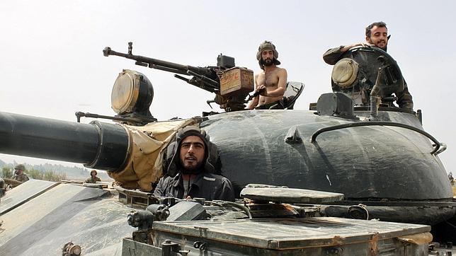 Un diputado chavista se une a la lucha de Bashar al Asad contra los rebeldes sirios