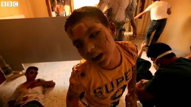 «No hay dignidad en la muerte en Siria»