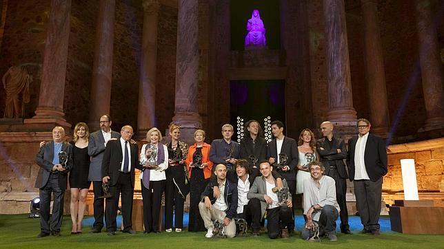 Emoción y reivindicaciones en los Premios Ceres 2013