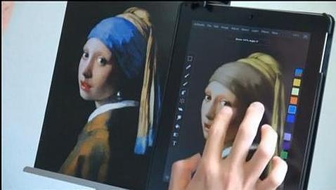 Un japonés convierte en arte sus dibujos en Iphone y Ipad