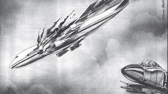 El día que la Unión Soviética derribó un avión de pasajeros