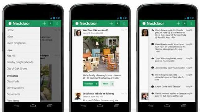 Las «apps» para Android lanzadas en agosto