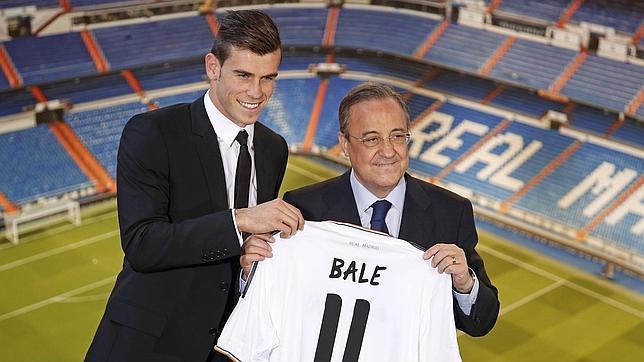 En directo: Presentación de Gareth Bale en el Santiago Bernabéu