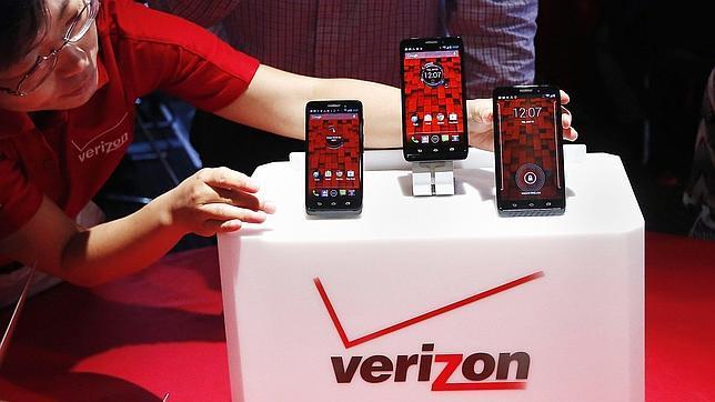 Verizon pagará 98.417 millones de euros a Vodafone por su 45% de participación en Verizon Wireless
