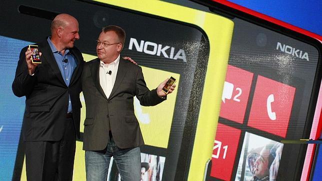 Stephen Elop, ¿el infiltrado de Microsoft en Nokia?
