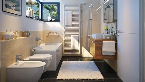 10 consejos para reformar tu ba o sin obras - Reformar cuarto de bano ...