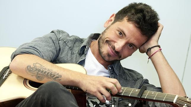 David Demaria, protagonista de las fiestas de Santa Mar�a en Ibiza