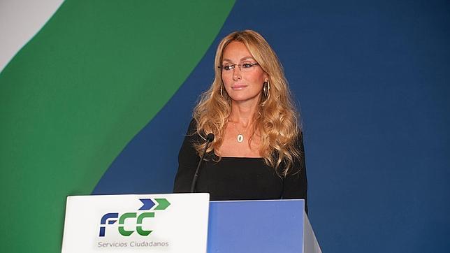 Esther Koplowitz, presidenta FCC