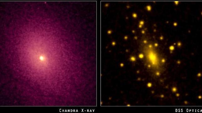 La galaxia más grande conocida