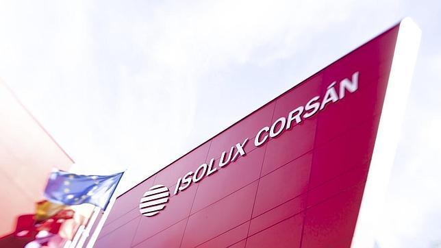 Logotipo oficial de Isolux Corsán