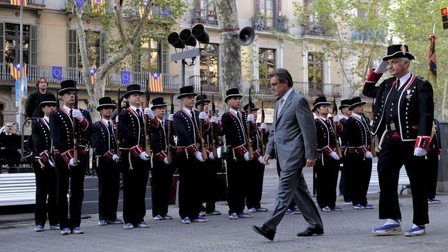 La Diada más independentista costará 290.000 euros