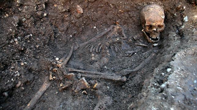 El rey Ricardo III sufría de lombrices