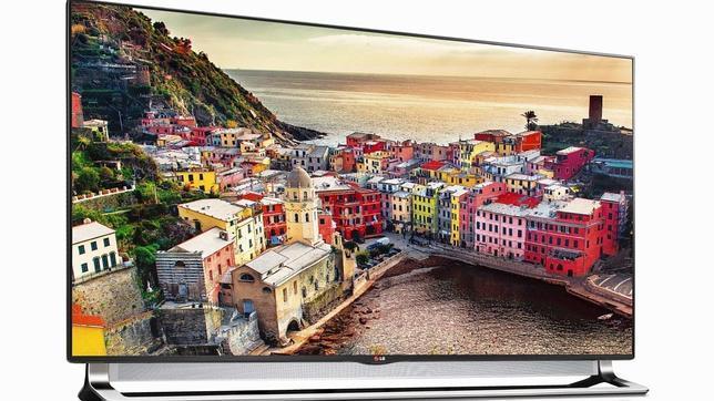 Ifa 2013: LG presenta el primer televisor pensado exclusivamente para colgarse