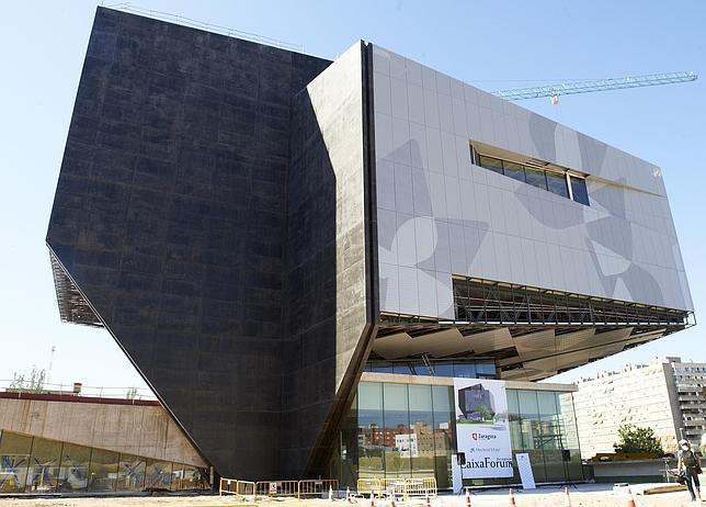 CaixaForum Zaragoza, en su recta final
