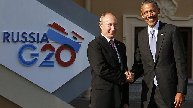 Comienza la cumbre del G20 en San Petersburgo marcada por la crisis en Siria
