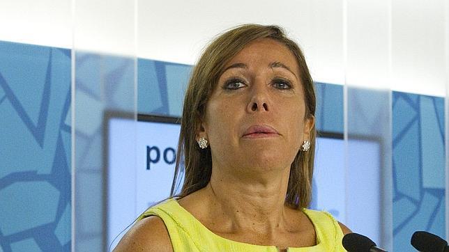 Camacho cree que Mas se contradice y no le consta que Rajoy negocie con él