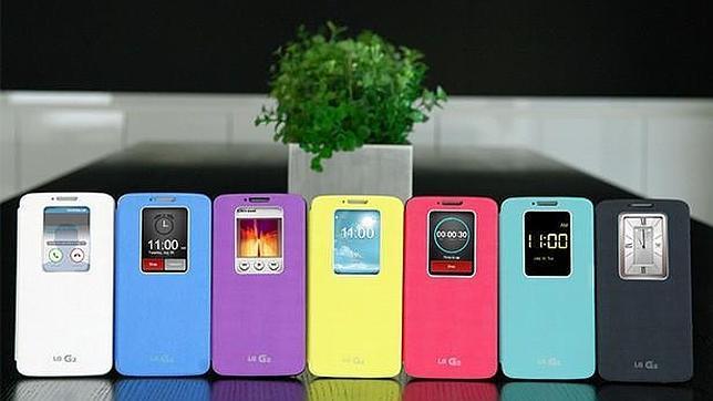 iPhone 5S vs Galaxy S4, Xperia Z1 o LG G2: ¿cuál es mejor?