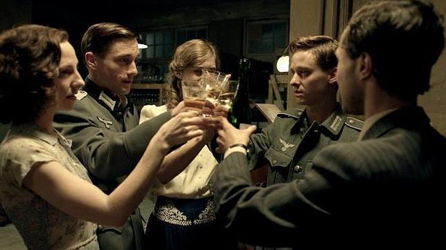 «Hijos del Tercer Reich», la serie que conmocionó a Alemania